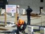 Конкурс профессионального мастерства по профессии каменщик.